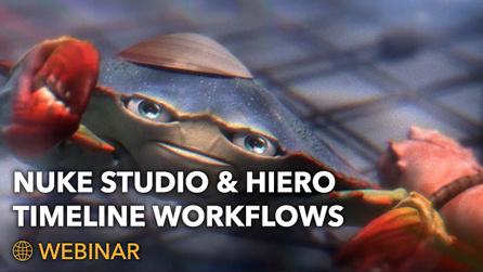 Nuke Studio & Hiero | Timeline Workflows