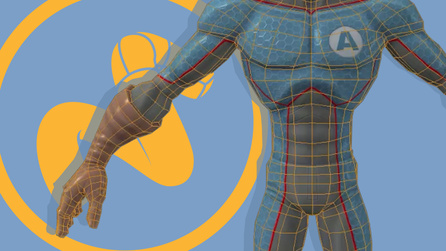 Character Rigging in Modo Part 5: Rigging the Spine