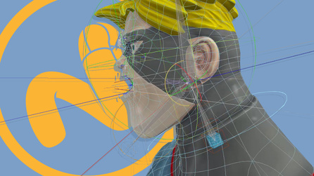 Character Rigging in Modo Part 9: Rigging the Face