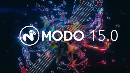 Modo 15.0 Release