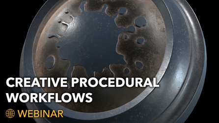 Creative Procedural Workflows