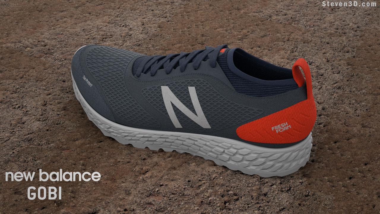 new balance fresh foam toe protect
